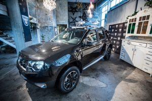 Dacia Duster Black Schadow 11 di 18 300x200 - Nuova Dacia Duster Black Shadow dallo stile Urban Chic #Duster #BlackShadow