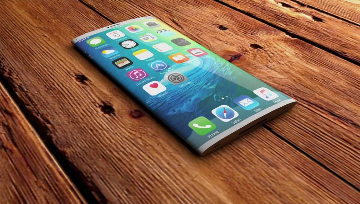 IPhone 8 primi rumors sulle caratteristiche 1160x660 - Apple, sull'iPhone 8 display curvo con integrato il lettore di impronte