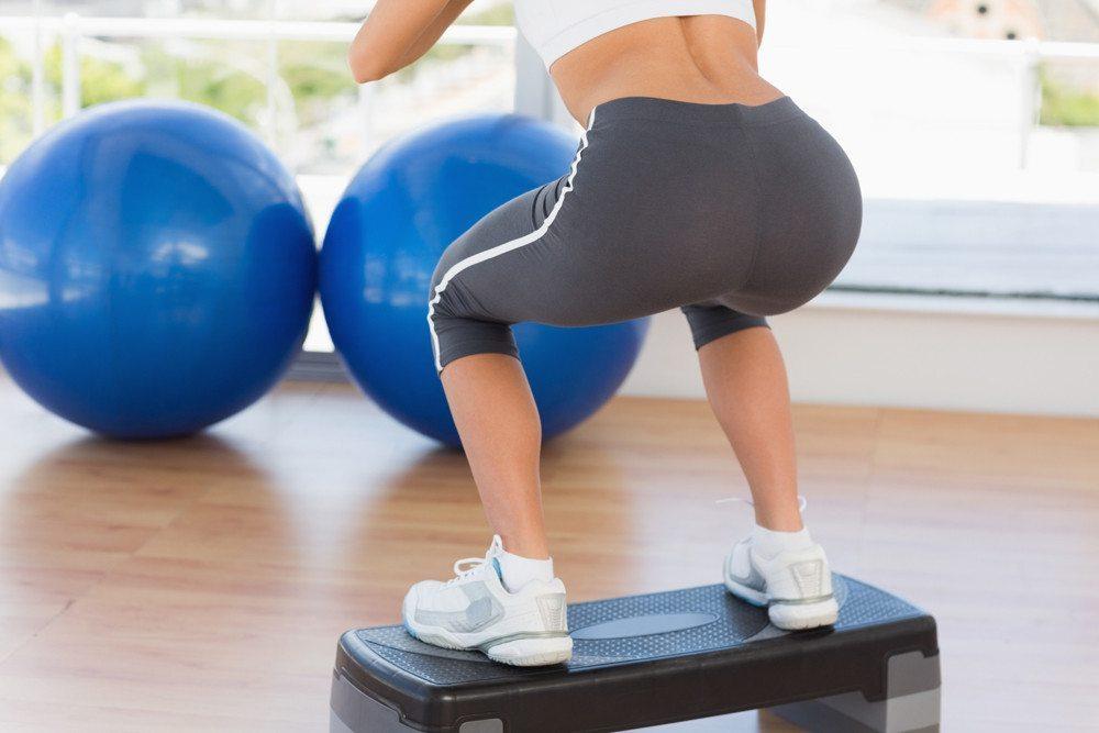 La guida per scegliere il migliore step per dimagrire e restare in forma - Dimagrire e rassodare i glutei con lo step per restare in forma