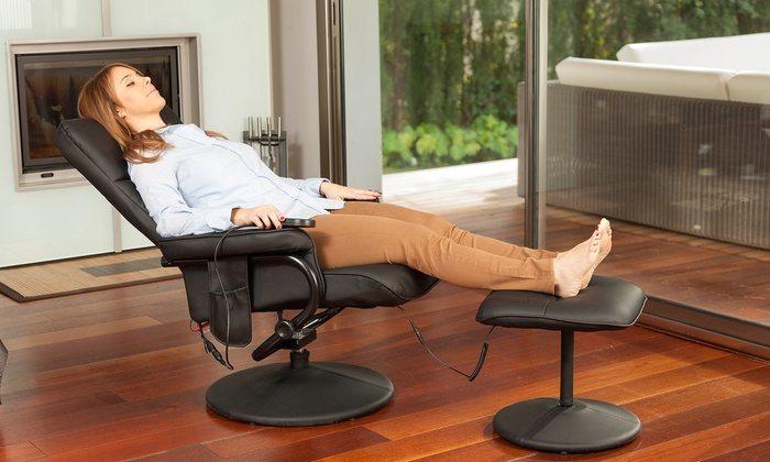 La migliore poltrona massaggiante per un relax a portata di mano - La migliore poltrona massaggiante per un relax a portata di mano