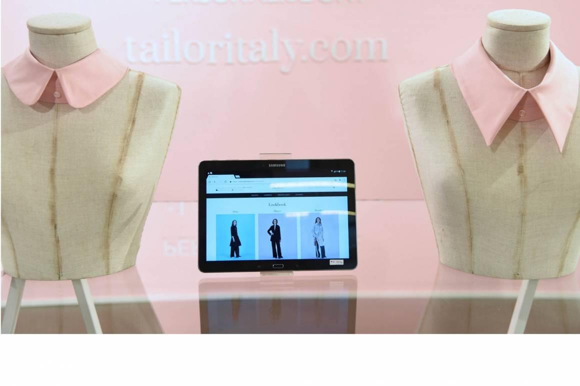 Miroglio Tailoritaly 2 1 1160x773 - Tailoritaly, la piattaforma web che personalizza i tuoi capi moda