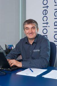 Serguei Beloussov, fondatore e CEO di Acronis
