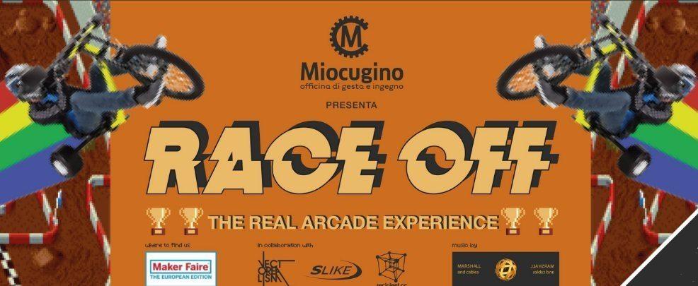 raceoff - Miocugino alla Maker Faire di Roma porta la FPV