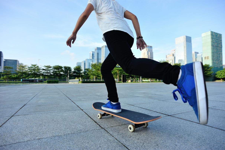 Allenati e indossa le migliori scarpe skate per essere sempre alla moda!