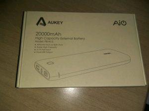 IMG 20161028 223206 300x225 - Aukey PB-N15: 20.000 mAh e design raffinato
