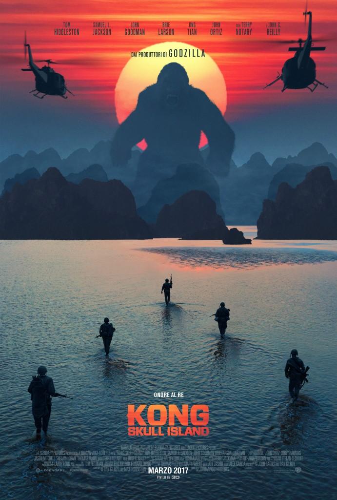 ITA KNGSI VERT MAIN INTL 2764x4096 master rev 1 691x1024 - Tutta la furia dell'Ottava Meraviglia del Mondo in un nuovo spot di Kong: Skull Island