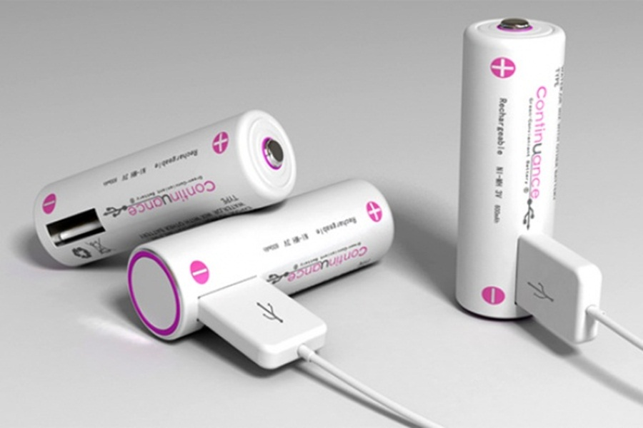 Rivoluzione nelle pile ricaricabili adesso si caricano da USB - Rivoluzione nelle pile ricaricabili: adesso si caricano direttamente dalla presa USB