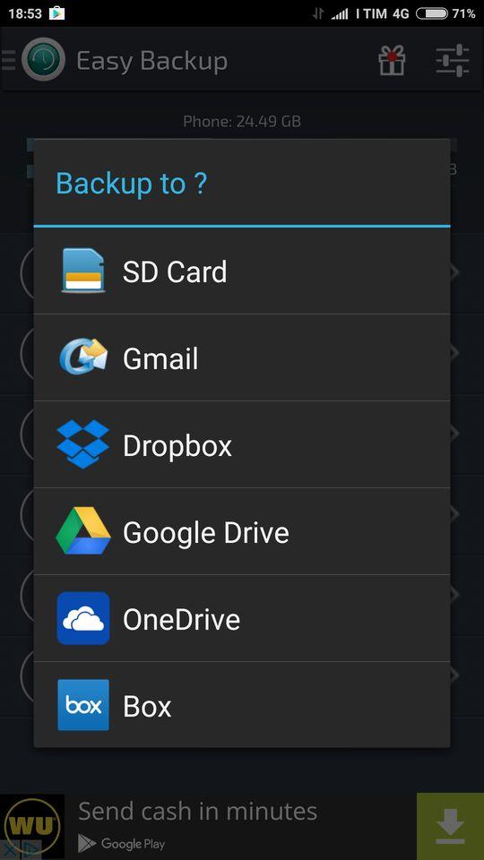 Screenshot 2016 11 17 18 53 36 210 com.mdroidapps.easybackup risultato - Come effettuare un backup di Android su microSD