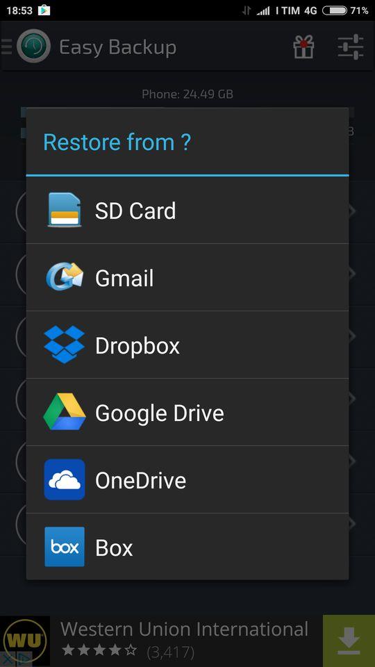 Screenshot 2016 11 17 18 53 44 958 com.mdroidapps.easybackup risultato - Come effettuare un backup di Android su microSD
