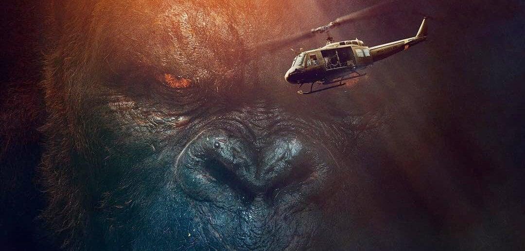 kongskullisland postercrop face chopper - Kong: Skull Island - Due nuovi video ci portano alla scoperta del film