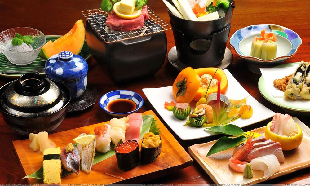 Portare l'Oriente a tavola sarà facile con la guida ai migliori libri di cucina giapponese