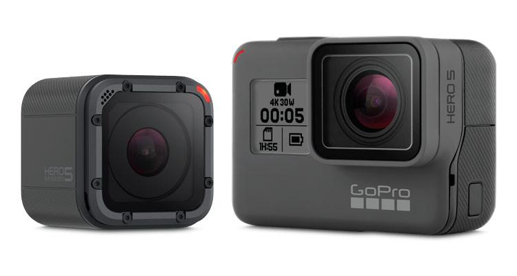 nuova gopro hero5 anteprima italia - Guida alle migliori memorie microSD per la nostra action cam