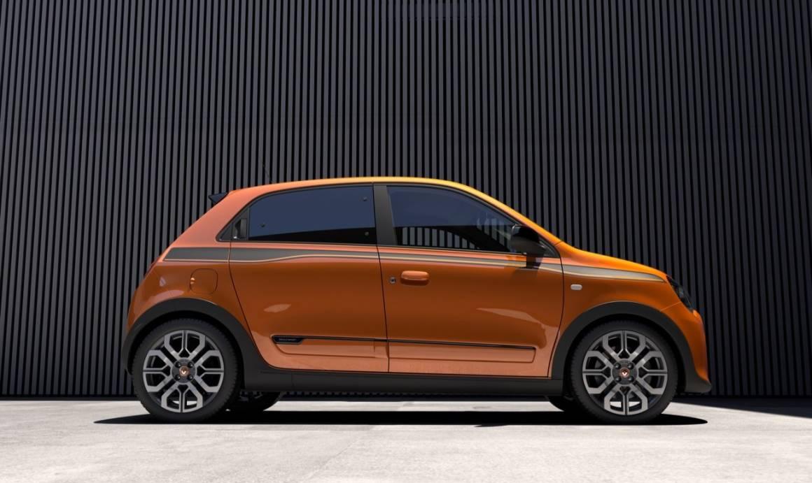 twingo gt 1160x691 - Nuova Twingo GT: il piacere di guida compatto ma scattante