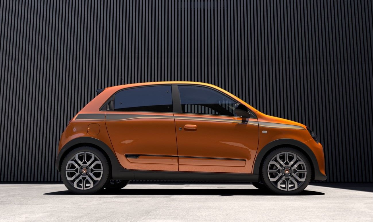 Nuova Twingo GT: il piacere di guida compatto ma scattante