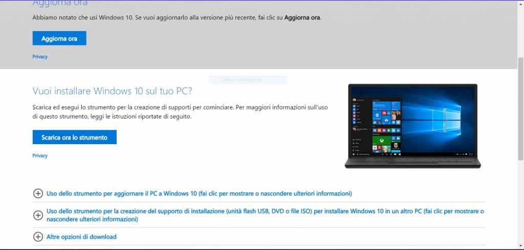 win10 1024x489 - Creare una chiavetta di ripristino per Windows 10 con i dispositivi USB SanDisk