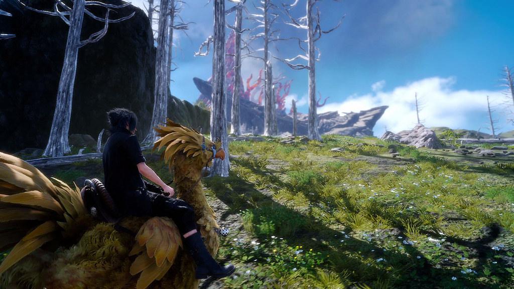 27373949555 a2ef204219 b - Final Fantasy XV arrivano i primi DLC