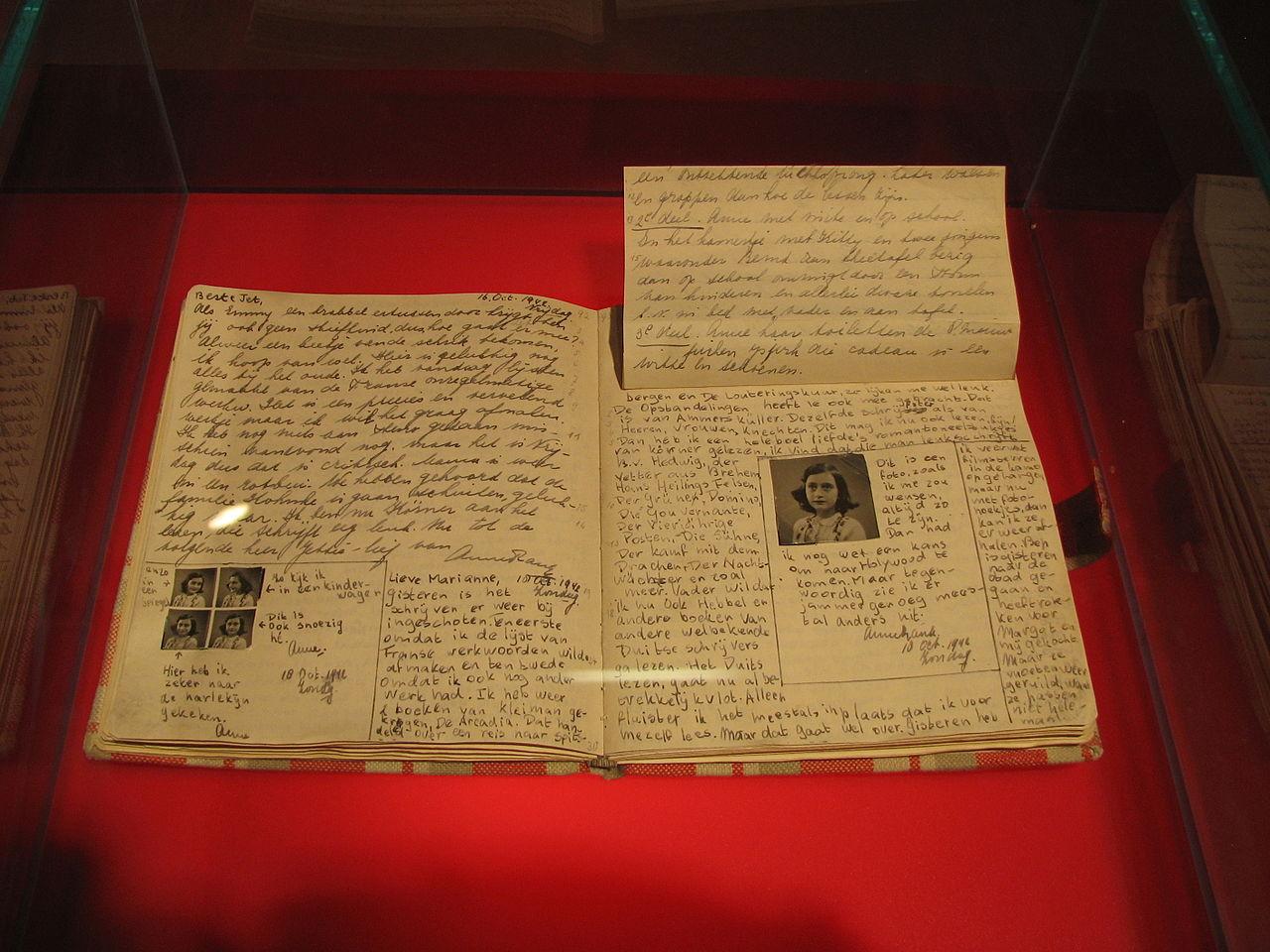 Anna Frank fu scoperta per caso dai nazisti