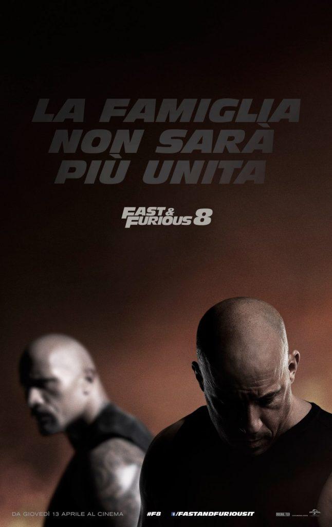 Fast Furious 8 Teaser Poster Italia 01 646x1024 - Fast & Furious 8 - Ecco il trailer mostrato durante il Super Bowl