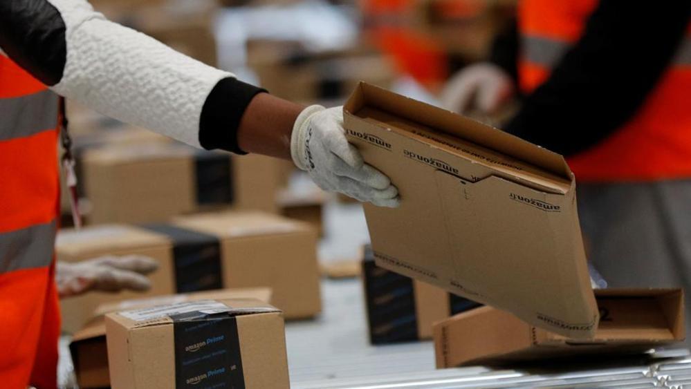 Amazon Italia stabilisce un nuovo incredibile record di vendite