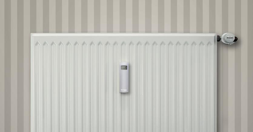 Il riscaldamento centralizzato non è più un problema coi contabilizzatori di calore e le valvole termostatiche