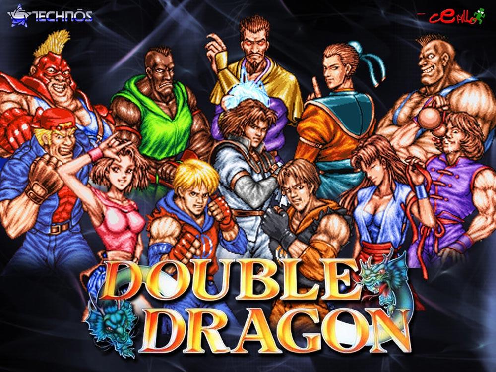 double dragon - Annunciato Double Dragon 4 per PS4 e PC
