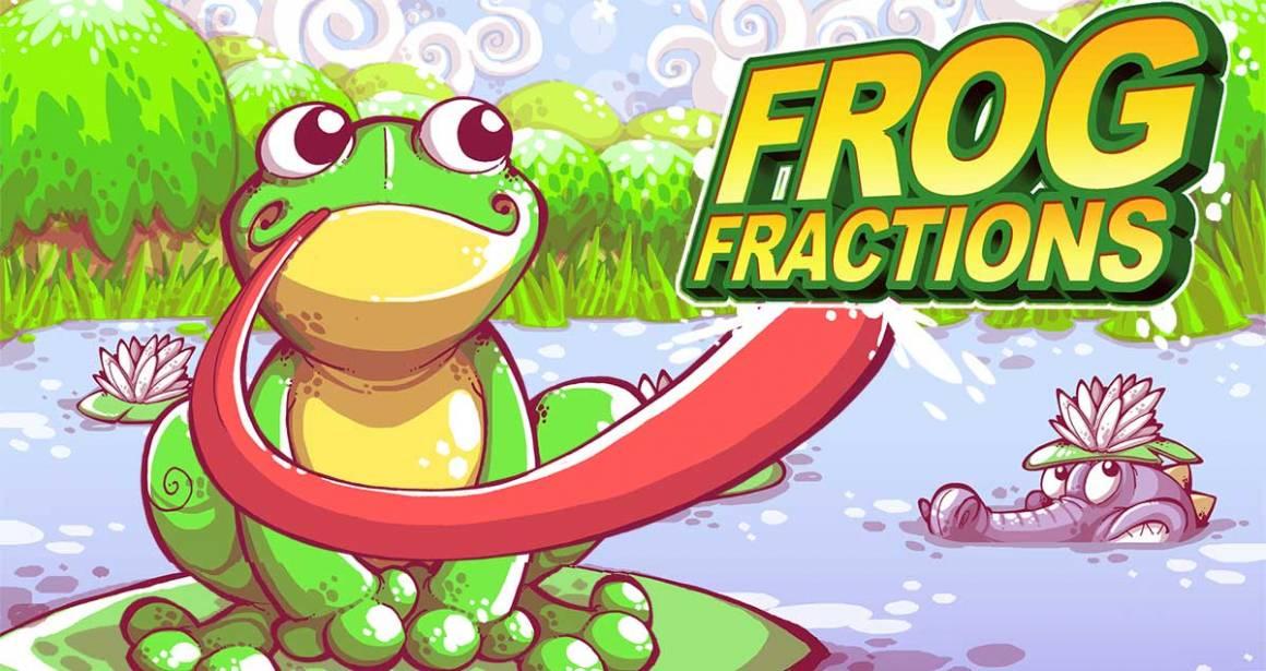 frog fraction 2 uscita 1160x615 - Frog Fraction 2 scoperto all'interno di un altro gioco