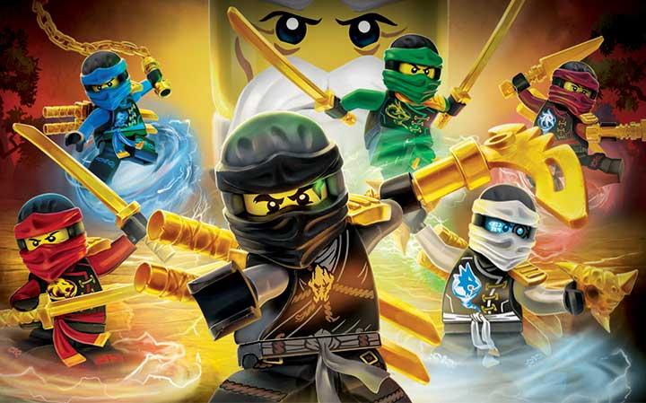 Trova i migliori Lego Ninjago, per un regalo di Natale con i fiocchi!