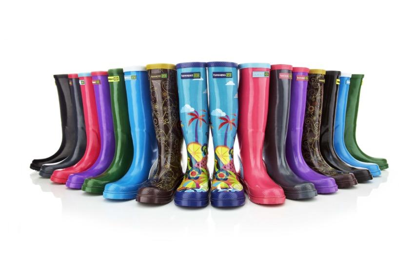 Migliori stivali pioggia fashion per affrontare l'inverno