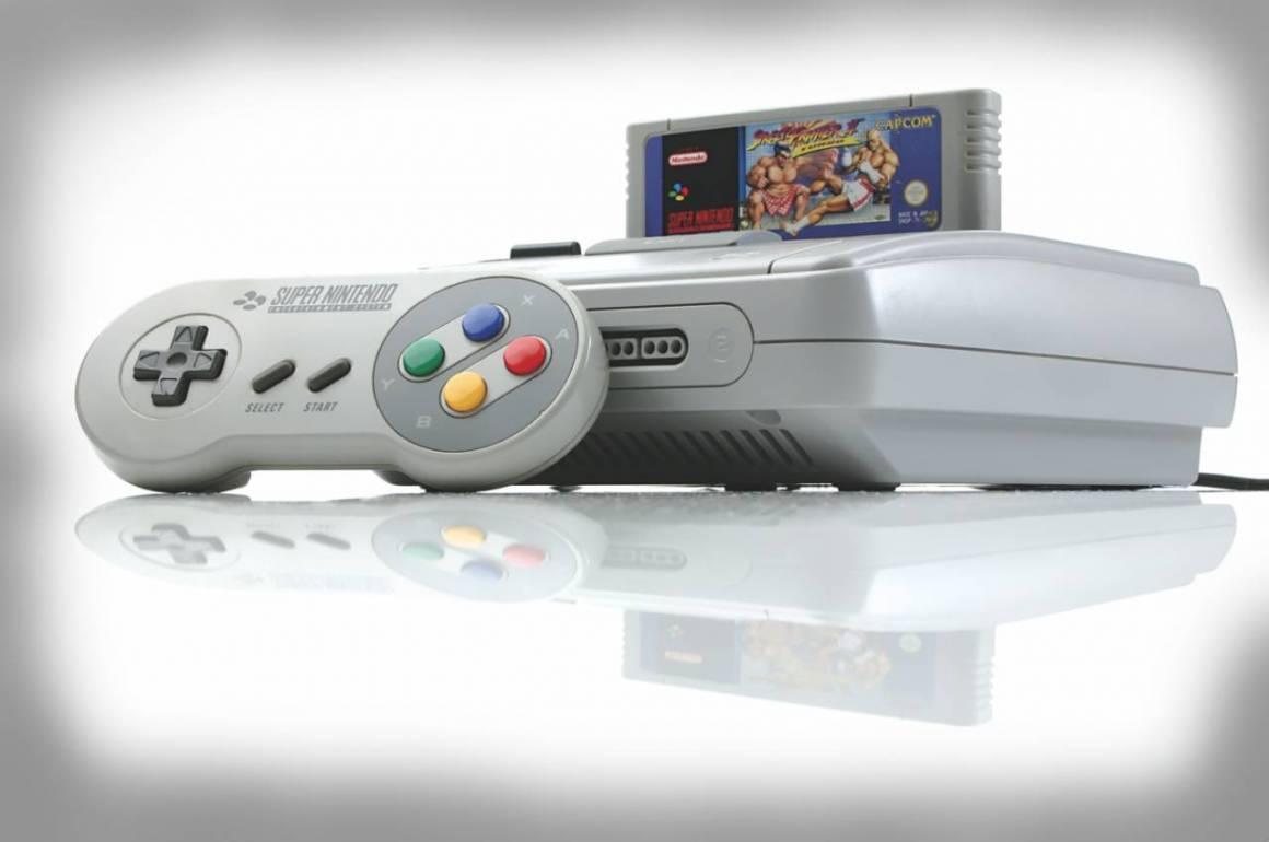 mini snes 1160x770 - Nintendo deposita un brevetto per il Mini SNES