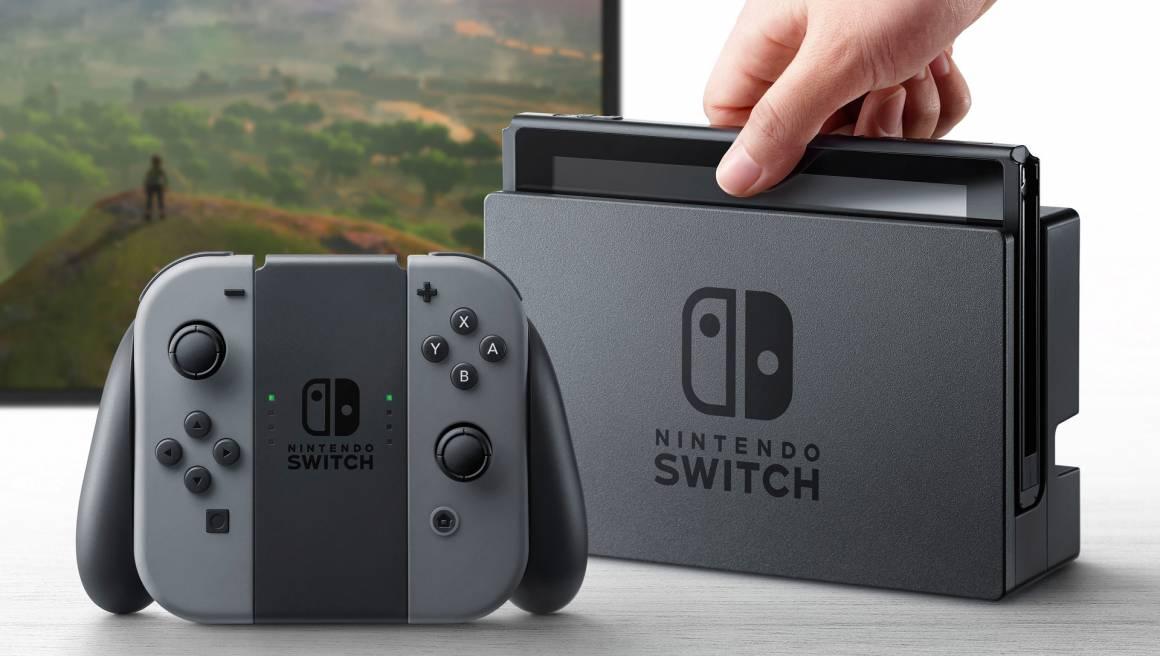 nintendo switch 1160x656 - Nintendo Switch, update 4.0: registrazione video e nuove icone