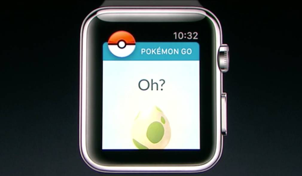 pokemon go apple watch - Pokemon Go è arrivato su Apple Watch