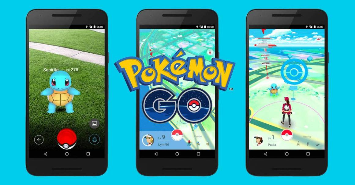 pokemon go update 1160x607 - Evento di Natale atteso per Pokemon Go