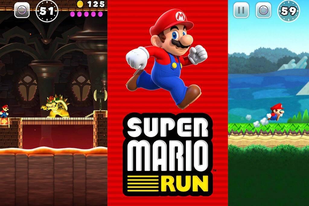 super mario run - Super Mario Run conquista 10 milioni di giocatori