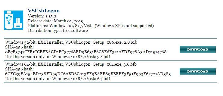usb4 - Effettuare il login automatico a Windows con una chiavetta USB
