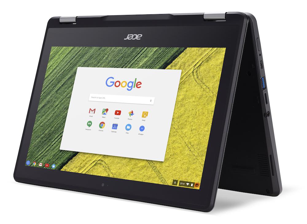 Acer Chromebook Spin 11 02 - Nuovi prodotti Acer che sbarca nelle scuole con Chromebook Spin 11 e TravelMate Spin B1