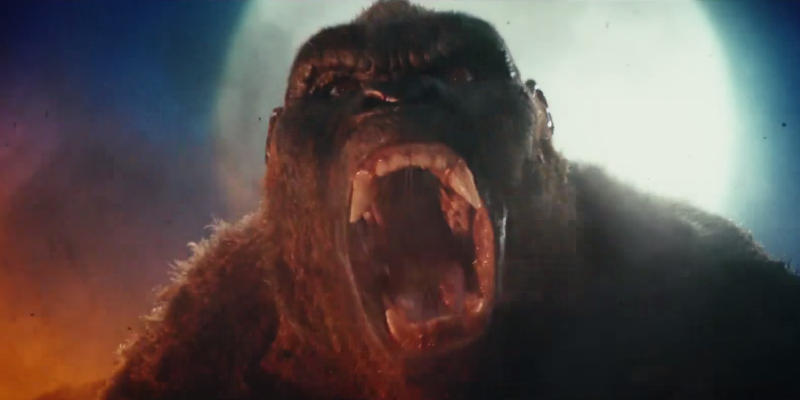 KONG׃ SKULL ISLAND 01 - Kong: Skull Island - I mostri esistono! Ecco una nuova clip