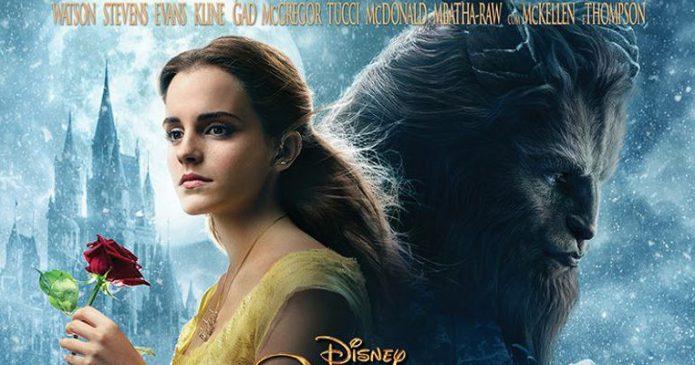 La Bella e la Bestia: nuovo video e poster per il film Disney