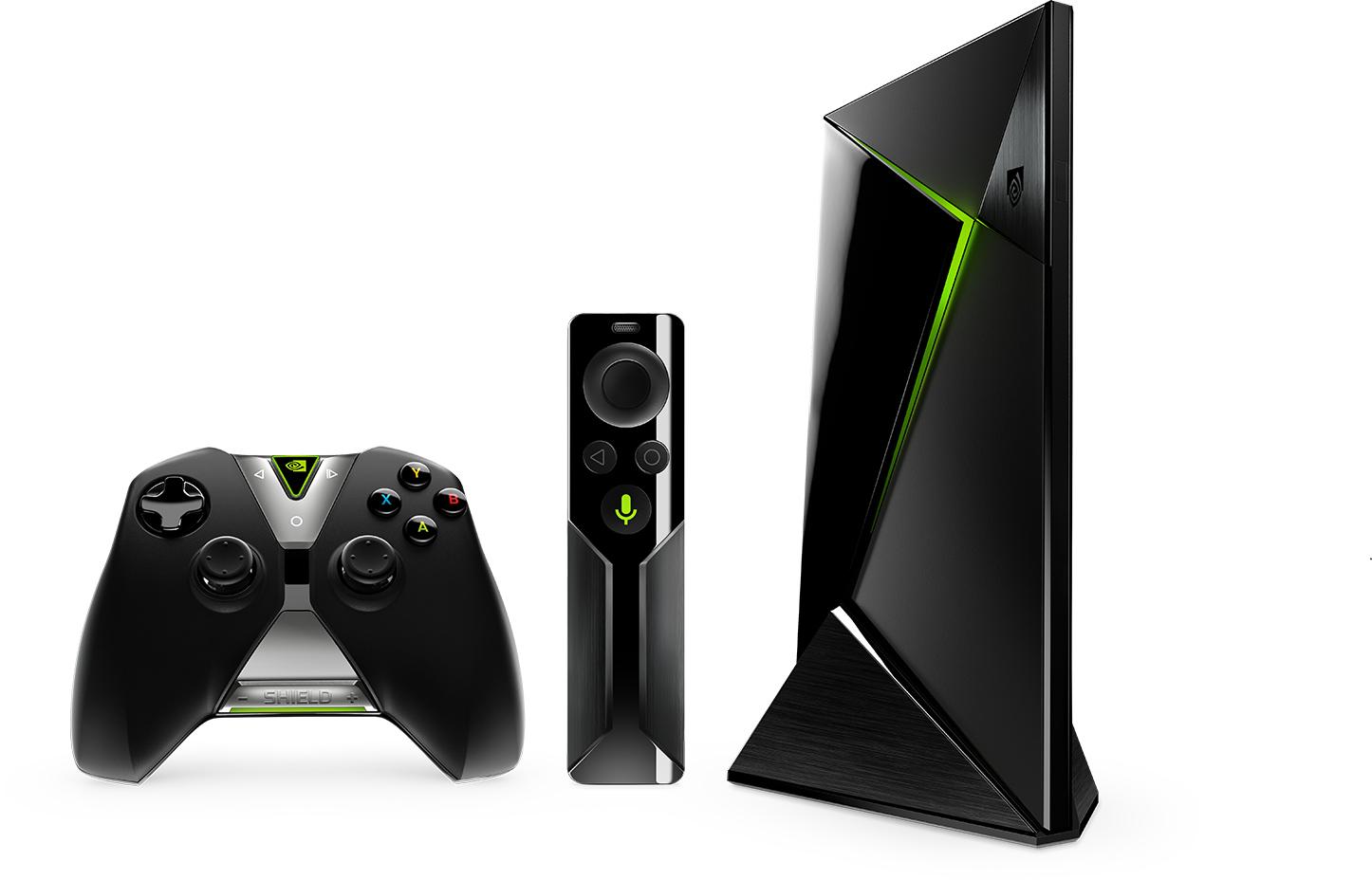 Nvidia Shield prima android tv con aggiornamento Nougat sul mercato