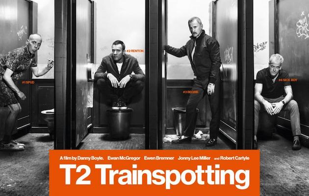 Trainspotting2Poster - T2: il sequel di Trainspotting arriva in sala, ecco due nuove clip