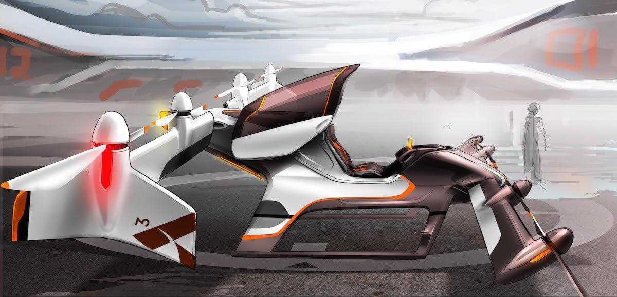Arrivano i taxi volanti di Airbus e non è fantascienza ma realtà