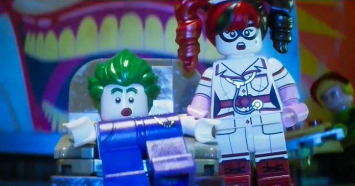 Robin e Harley Quinn nel nuovo spot di LEGO Batman