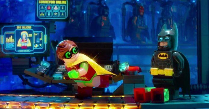 LEGO Batman: i costumi di Robin al centro di una nuova clip