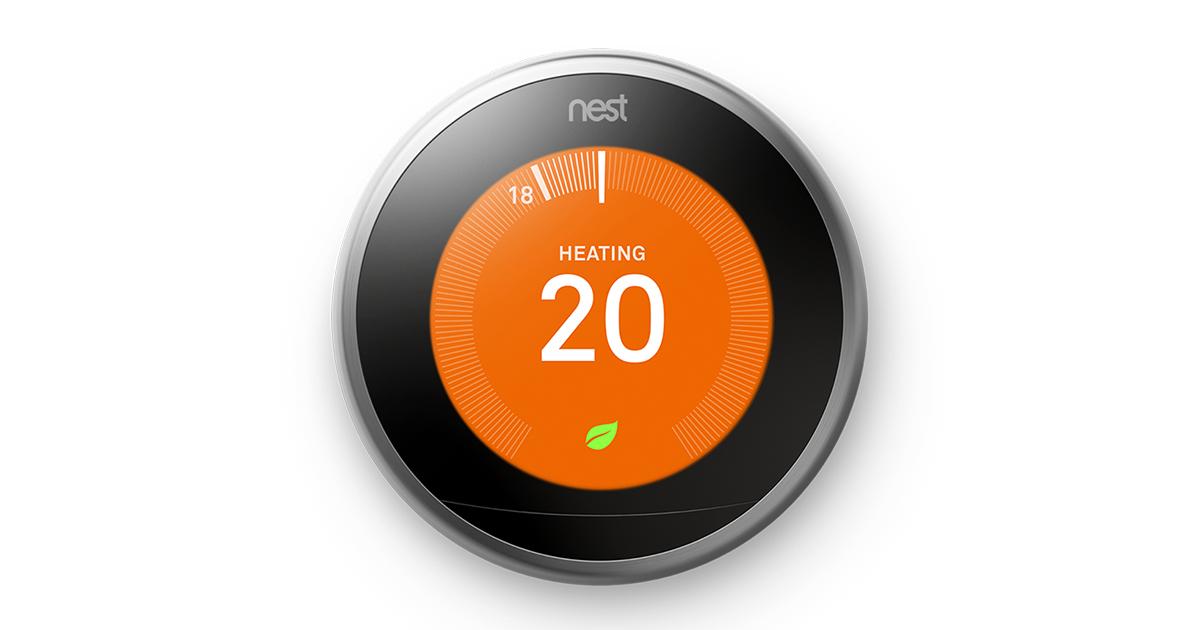 Arriva in Italia il termostato Google Nest per rendere la casa ancora più intelligente