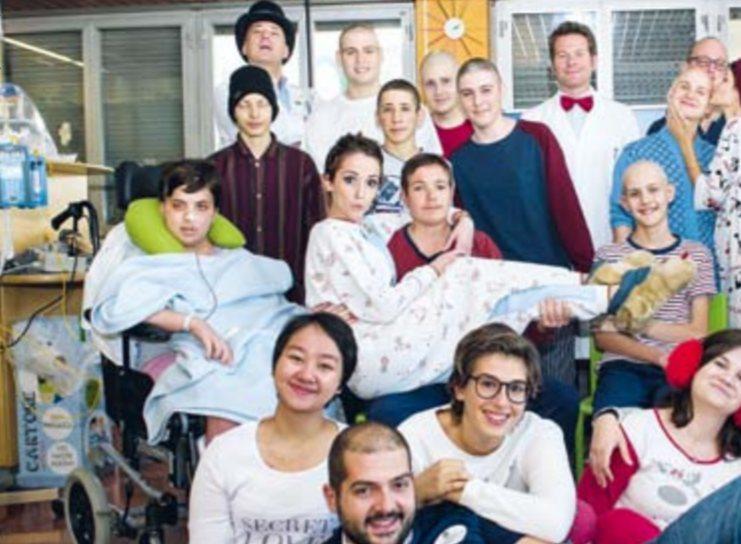 """progetto - """"Il Progetto Giovani"""". La canzone di Natale per la pediatria oncologica"""