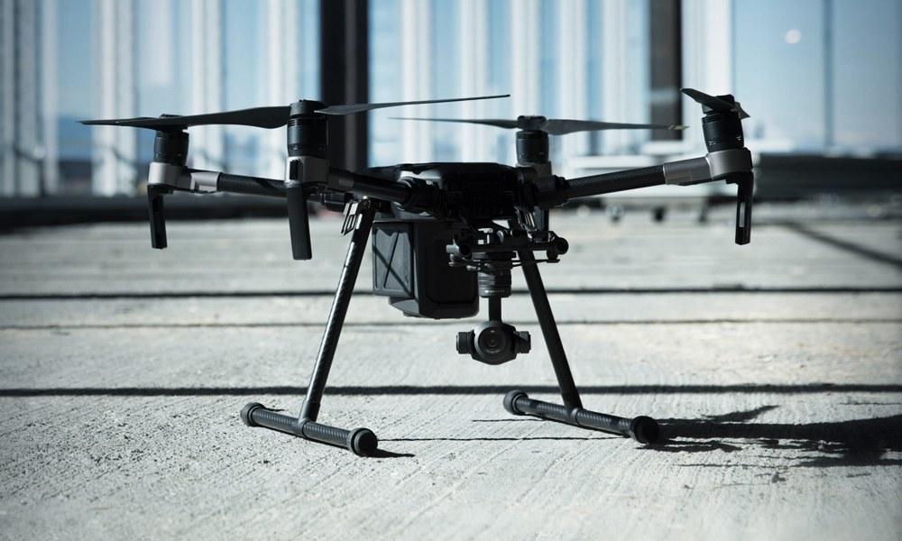 DJIs Matrice 2000 - Matrice 2000 il drone per impieghi professionali al Mobile World Congress