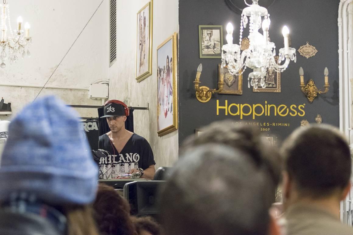 Evento HAPPINESS - Foto by Ornella Pesenti Fotobusiness CC