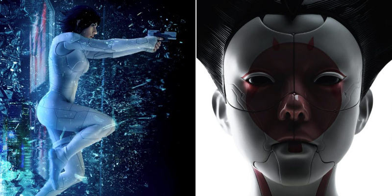 Ghost In The Shell Nuovi Poster Per Il Film Con Scarlett Johansson Assodigitale