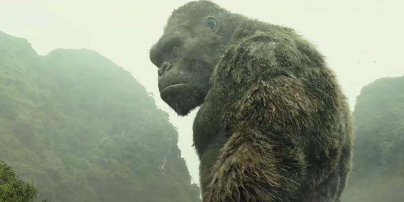 Tutta la furia dell'Ottava Meraviglia del Mondo in un nuovo spot di Kong: Skull Island
