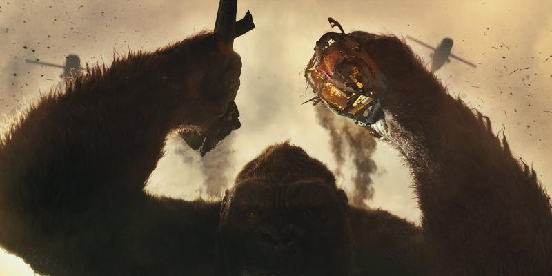 Nuovo trailer per Kong: Skull Island