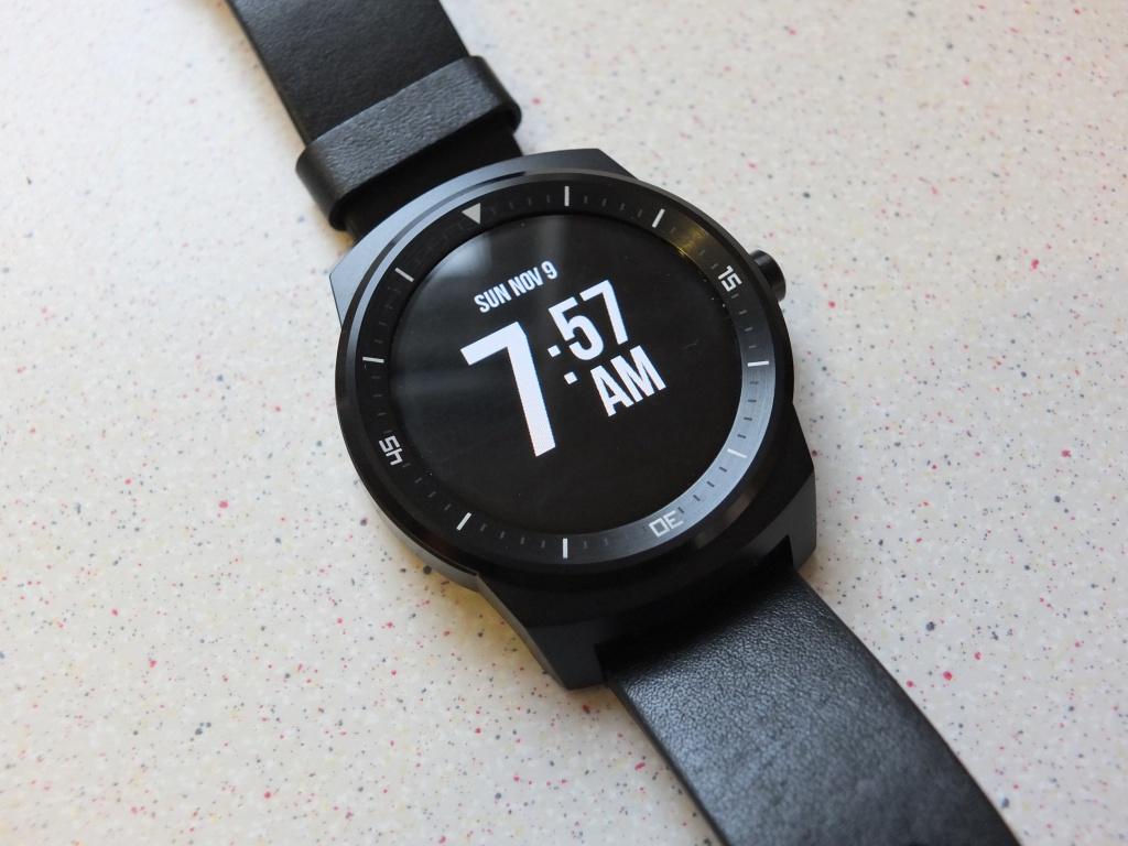 LG G Watch - LG G Watch, lo smartwatch di Google. Caratteristiche e prezzo